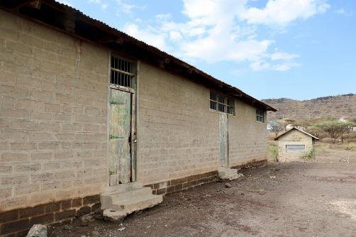 Kenyatta's Cell