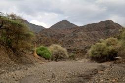Mlangoni Gorge