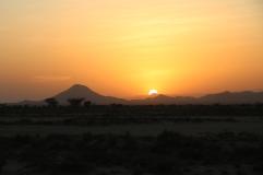 Turkana sunset